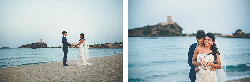 fotografo matrimonio cagliari - nora